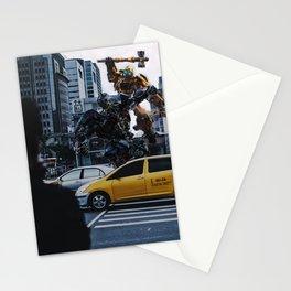 Transformer war Stationery Cards