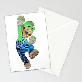 Pop Art Luigi Stationery Cards