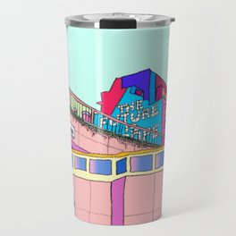 Urban Brussels - The Future is ... Travel Mug