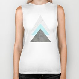 Arrows Collage Biker Tank