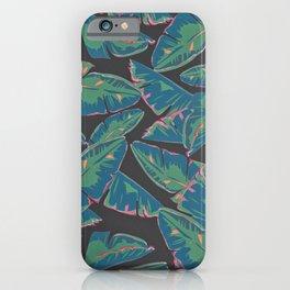 Plantain Tropic iPhone Case