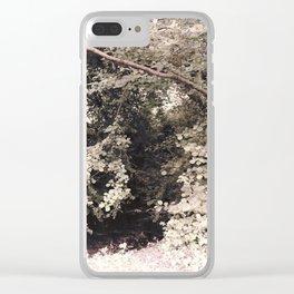 Cowboy Camp Clear iPhone Case