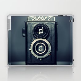 Camera Lubitel 2 Laptop & iPad Skin