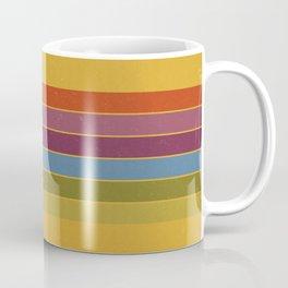 Retro Movie Camera Color Palette Coffee Mug