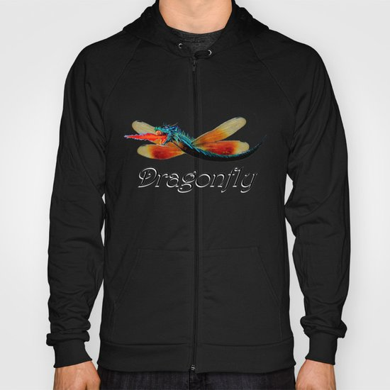 Dragon fly Hoody