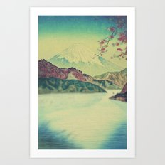 In Awe Art Print