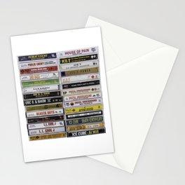 OG Hip Hop Tapes Stationery Cards