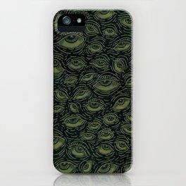 Eye Sea iPhone Case