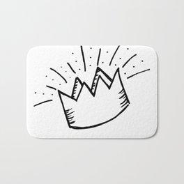 proud crown Bath Mat