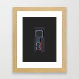 8-bit Freak Mk-II Framed Art Print