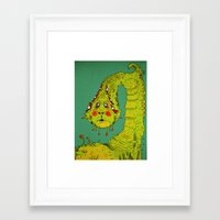 penis Framed Art Prints featuring your penis. by Scott Stainton Miller