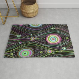 Abstract Flow Rug