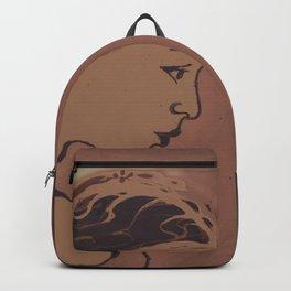 Mermaid / Sketch Backpack