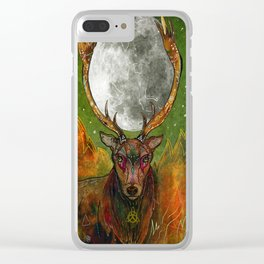 The Sacred Union Clear iPhone Case