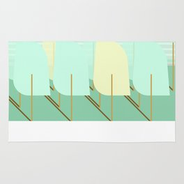 Forest II Rug