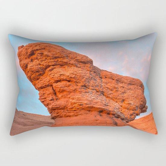 Hellhound Rock Rectangular Pillow
