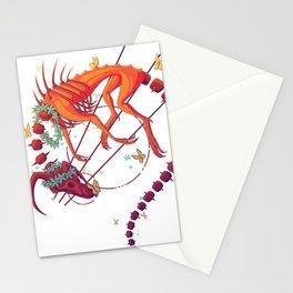 Floral Phantom Stationery Cards