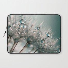 Pretty Dewdrops Laptop Sleeve