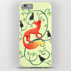 Bunnies and a Fox Slim Case iPhone 6 Plus