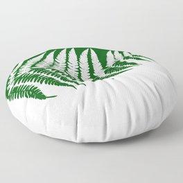 Fern Floor Pillow