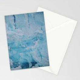 Glacier Closeup Stationery Cards