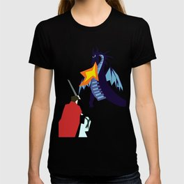 Fight The Dragon T-shirt