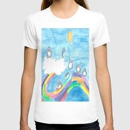 Penguin Playtime T-shirt