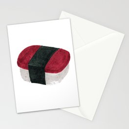 Spam Musubi Stationery Cards