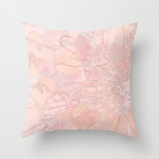 soft subtlety No. 2 Throw Pillow