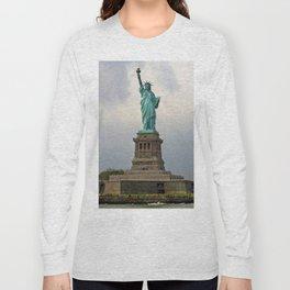 Miss Liberty Long Sleeve T-shirt
