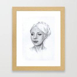 misstamilee Framed Art Print