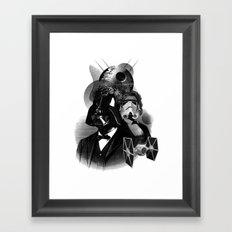 Galactic Republic Framed Art Print