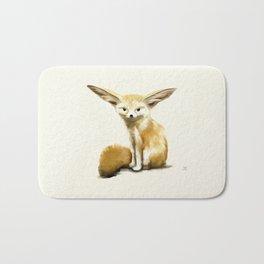 Fennec Fox Bath Mat
