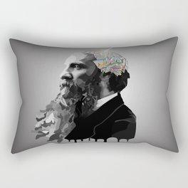 George MacDonald Rectangular Pillow