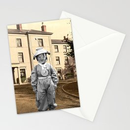 Child Astronaut Stationery Cards