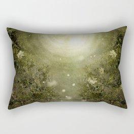 The Great Lie, Forest Rectangular Pillow