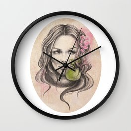 Would you choose it again? | textured Wall Clock