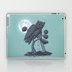 The Night Gardener  Laptop & iPad Skin