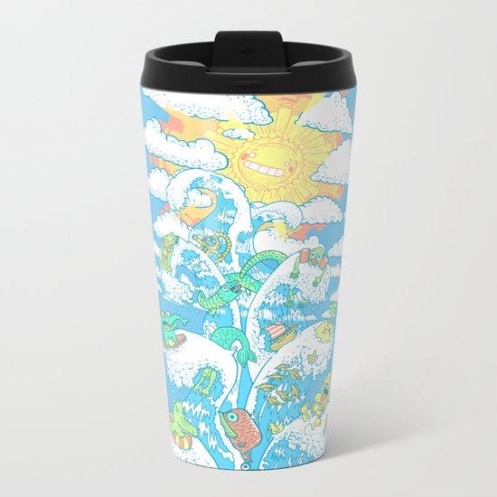Tower of Fable Metal Travel Mug