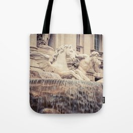 Fontana Di Trevi, Rome - Italy Tote Bag