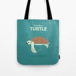 The Sea turtle Tote Bag