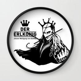 Der Erlkönig Wall Clock