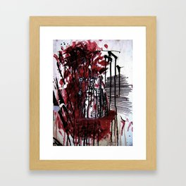 Dalek Framed Art Print