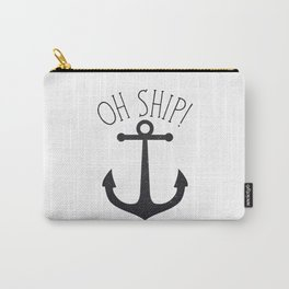 Oh Ship! Carry-All Pouch