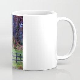 White Gazebo Coffee Mug