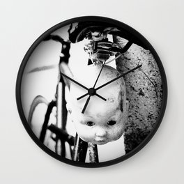 Fugazi Wall Clock