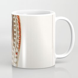 Vintage Anatomical Poster Coffee Mug