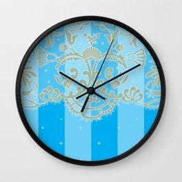 Crocheted / Craft VII Wall Clock