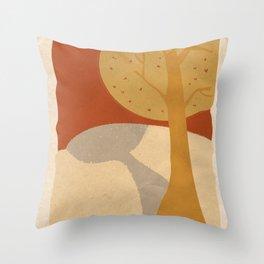 Trees 2 Throw Pillow
