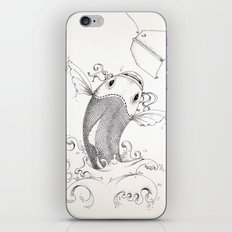 Luring Substance iPhone & iPod Skin